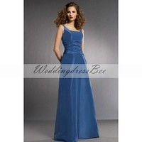 A-line dress for bridesmaid