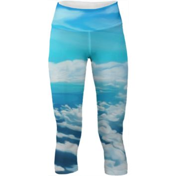 Above the world yoga pants