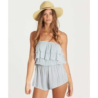 RUFFLED UP ROMPER