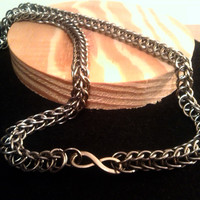 Infinity Chainmaille Necklace