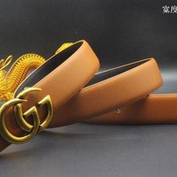 Gucci Belt Men Women Fashion Belts 537599