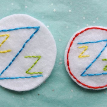 Team Zissou Brooch Patch inspired by The Life Aquatic with Steve Zissou by Wes Anderson
