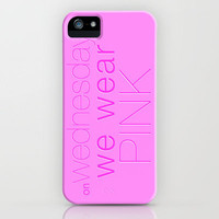 Mean Girls #1 iPhone Case by gabsnisen | Society6