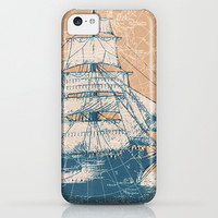Age of Exploration iPhone & iPod Case by Chase Kunz
