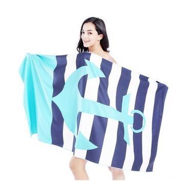 Microfiber Beach Towel for Outdoor Activities
