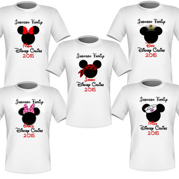 Best Disney Family T Shirts For Vacation Products On Wanelo