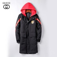 Boys & Men GUCCI Fashion Casual Quilted Cardigan Jacket Coat Hoodie