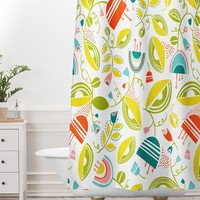 Heather Dutton Penelope Shower Curtain And Mat