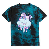 Unicorn Vomit Tie Dye T-Shirt