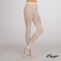 Capezio Ultra Soft Transition Self Knit Waistband Women's Tights