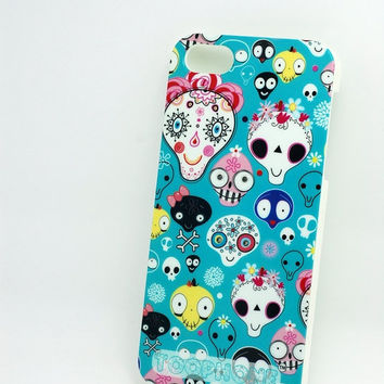 ET iPhone 5 Case with Swarovski Crystals, Kawaii iPhone 5 case, Special iPhone 5 cover