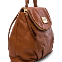Marc by Marc Jacobs Classic Q Mariska Backpack in Smoked Almond