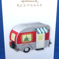 2012 Happy Campers Hallmark Retired Ornament