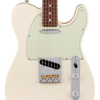 Fender American Professional Telecaster Rosewood Fingerboard Electric Guitar  Olympic White