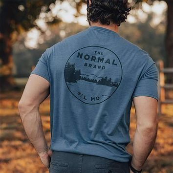 Landscape T-Shirt by The Normal Brand