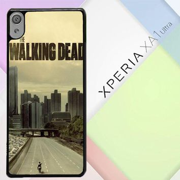 Walking Dead Daryl Dixon F0243 Sony Xperia XA1 Ultra Case
