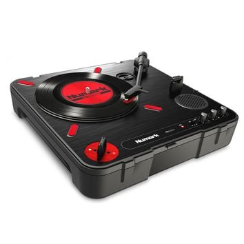 Numark: PT01 Scratch Portable Turntable with Scratch Switch