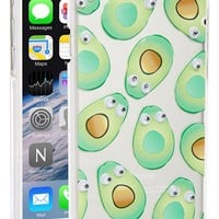 Skinnydip 'Googly Avocado' iPhone 6 & 6s Case | Nordstrom