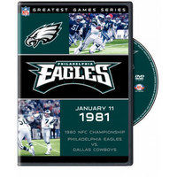 Nfl Greatest Games Series: 1980 Philadelphia Eagles Vs. Dallas Cow