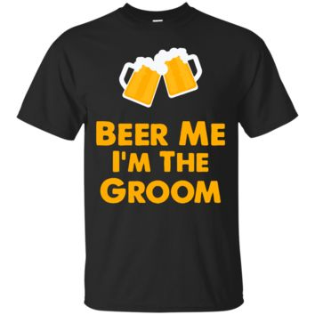 FUNNY BEER ME IM THE GROOM - St Patrick's Day Gift - T-shirt, Ladies tshirt
