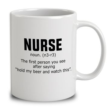 Nurse - The First Person You See