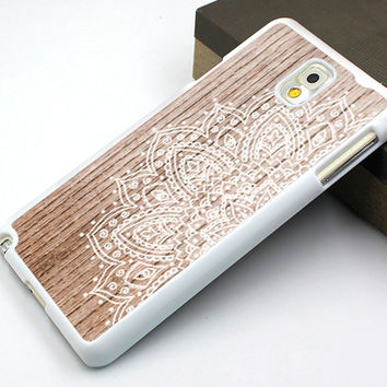 lace samsung case,samsung note 2 case,wood floral samsung note 3 case,lace flower samsung note 4,wood flower galaxy s5 case,art flower galaxy s4 case,wood flower galaxy s3 case