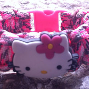 HELLO KITTY Survival Band