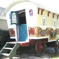 Gypsy Cirus Wagon. Video included