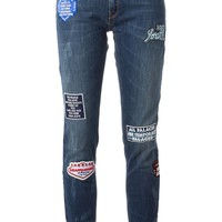 Each X Other patch jeans