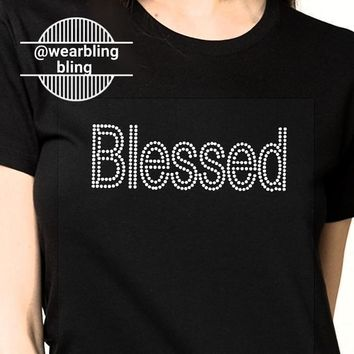 """ Bling, Shirt with Bling 