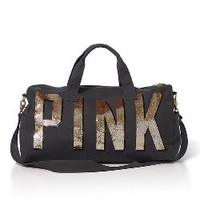 Bling Duffle Bag - Victorias Secret PINK - Victoria's Secret
