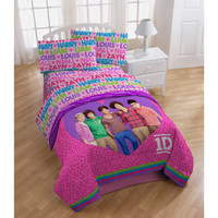 Walmart: One Direction Bedding Sheet Set
