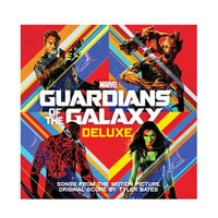 Marvel Guardians Of The Galaxy Soundtrack Deluxe Vinyl LP