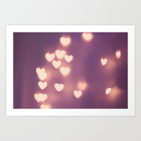 Your Love is Electrifying Art Print by Beth - Paper Angels Photography