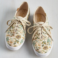 Fairytale Wild Wanderer Sneaker by Keds from ModCloth