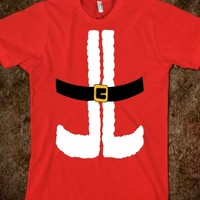 Santa Claus Suit Coat T-Shirt