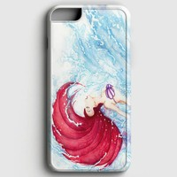 Little Mermaid Comic Style iPhone 8 Case