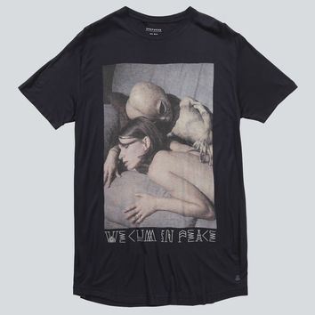 We Cum In Peace T-shirt