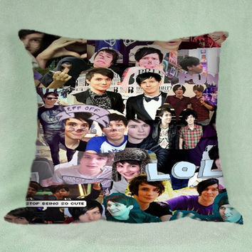 Dan and Phil - Design for Pillow case