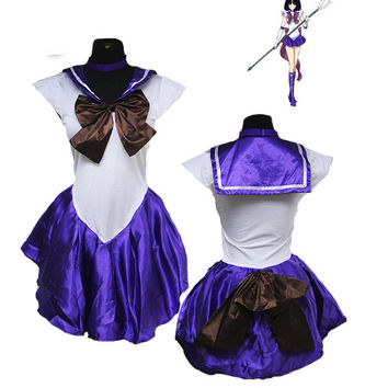Sailor Saturn Costume