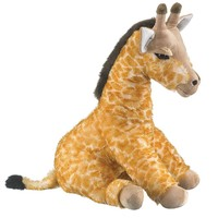 "24"" Giraffe Stuffed Animals Floppy Zoo Animal Conservation Collection"