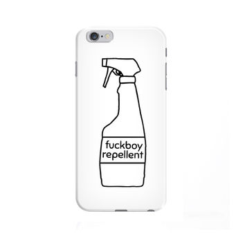 FUCKBOY REPELLENT PHONE CASE - Shop Jeen - powered by Hingeto