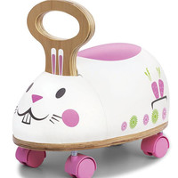Toy Car Kids First Ride' n Roll - Rabbit PERFECT for Toddlers