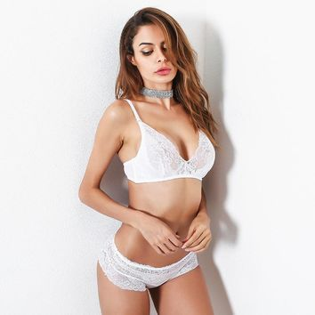 On Sale Hot Deal Sexy Cute Underwear Lace See Through Ladies Exotic Lingerie [10727290563]