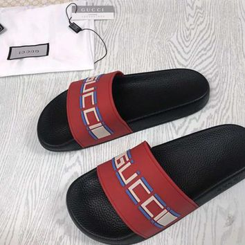 GUCCI slippers