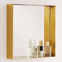 Fitz Square Mirror - Urban Outfitters