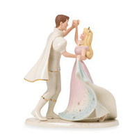 Lenox® Sleeping Beauty Once Upon a Dream Cake Topper