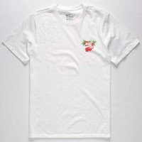 NIKE SB Colorful Hibiscus Mens T-Shirt