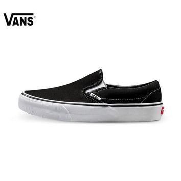 DCCKIJG Trendsetter VANS Classic Leather Old Skool Flats Shoes Sneakers Sport Shoes