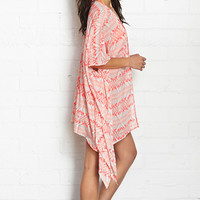 Tribal Print Cover-Up